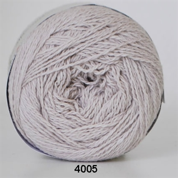 Organic 350 wool/cotton fv. 4005 natur
