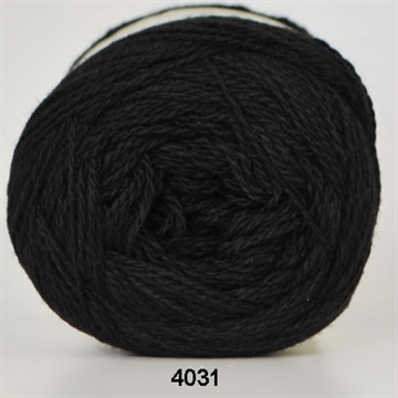 Organic 350 wool/cotton fv. 4031 sort