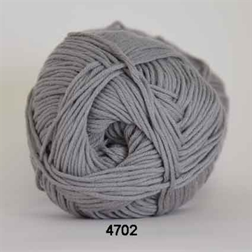 Alicante cotton fv. 4702 grå