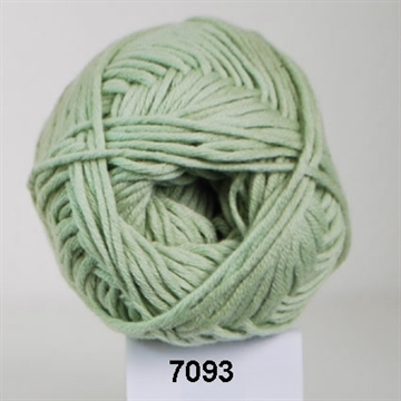Alicante cotton fv. 7093 lys grøn