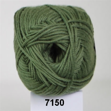 Alicante cotton fv. 7150 grøn