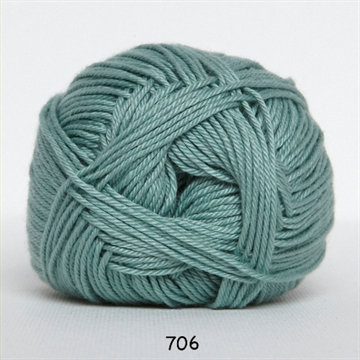 Hjertegarn Diamond cotton fv. 706