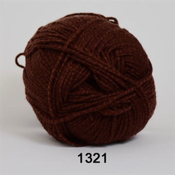 Hjertegarn All Seasons fv. 1321 cognac