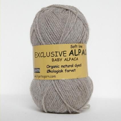 Hjertegarn Exclusive Alpaca
