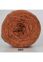 Wool Silk fv. 3003 lys terracotta