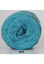 Wool Silk fv. 3010 lys turkis