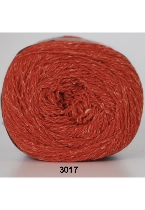 Wool Silk fv. 3017 orange