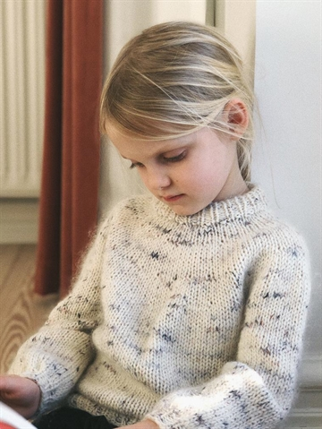 Petiteknit Novice sweater junior