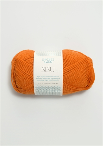 Sisu fv. 3326 orange